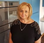 Julie Celebrates 26 strong years with Oxford Kitchens and Bathrooms Ltd